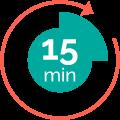 Icone pour Massages programme court - 15min - Relaxed.paris