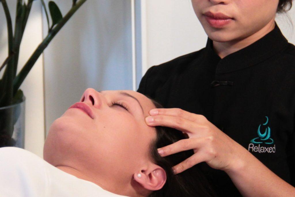 Photo de Massages en entreprise visage et crâne - Relaxed