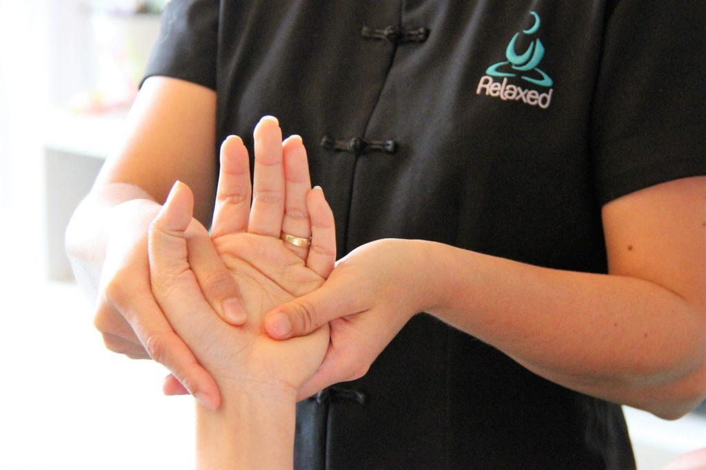 Photo de Massages en entreprise mains - Relaxed