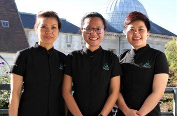 Les Massothérapeutes de Relaxed sont des professionnels d'exception, formés au Vietnam