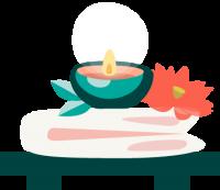 Icone pour Massages - service clé en main - Relaxed.paris